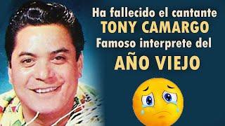 Ha fallecido Tony Camargo, pero su