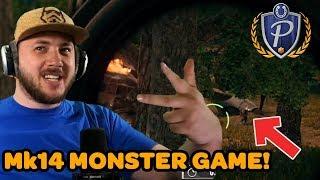 Chicken Dinner Adventures #92 - Mk14 Monster Game!!!