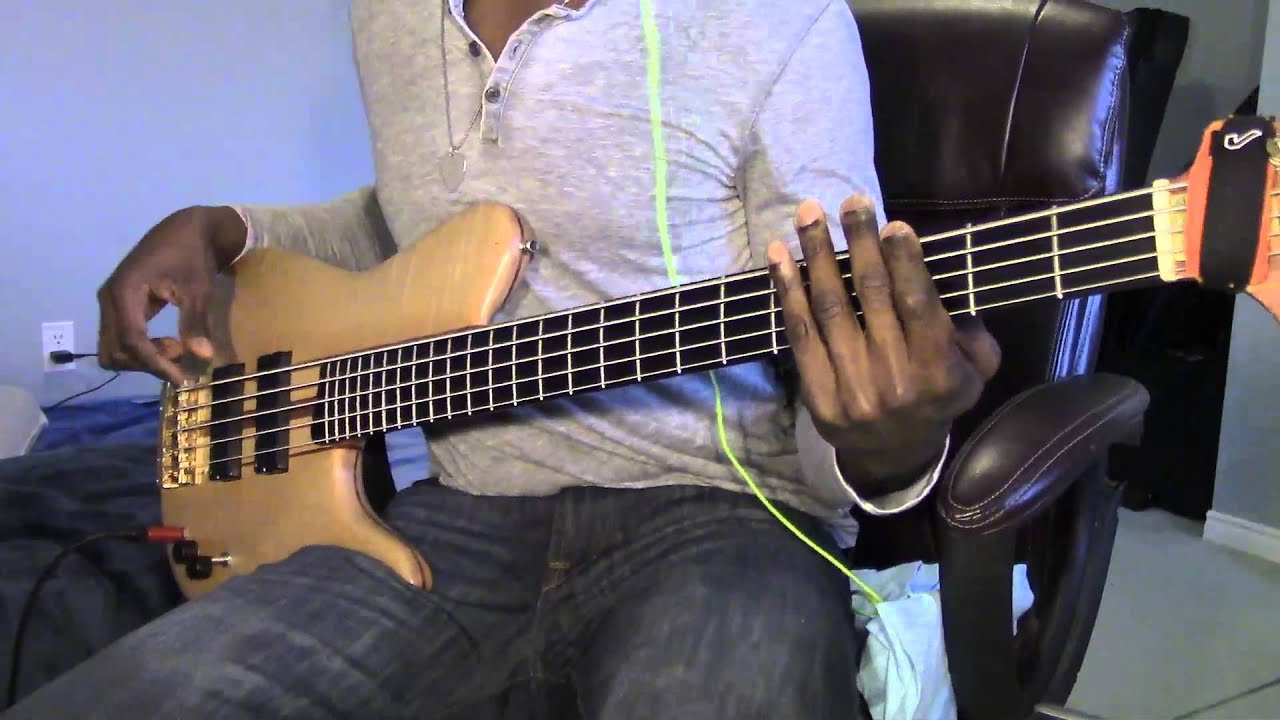 Download Great I am- LaRue Howard (Bass Cover)