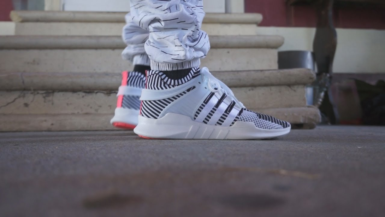 low priced designer fashion the latest Adidas EQT Support ADV PK UNBOXING/REVIEW/ON FOOT