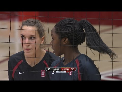 Recap: No. 9 Stanford women's volleyball falls in five to No. 20 Purdue