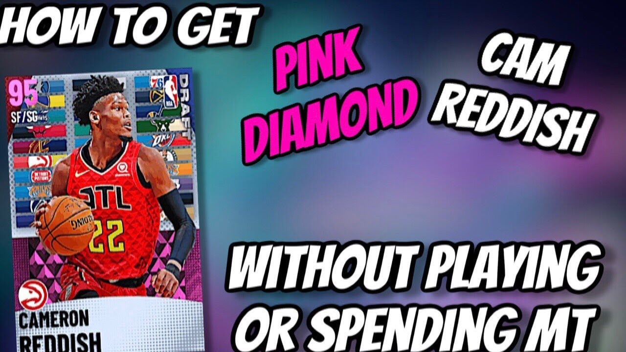 *NO GRIND REQUIRED* How I got a *FREE* Pink Diamond Cam Reddish without playing a single game. 2k21