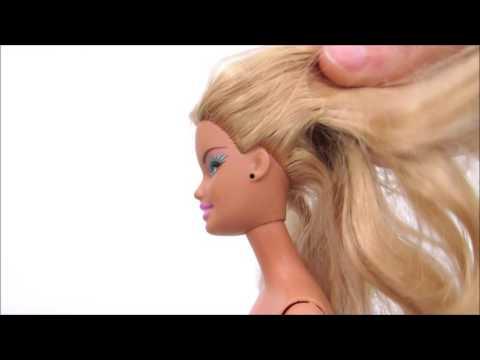 Limpeza, Conservação e Manutenção de suas Barbies 14 Dicas