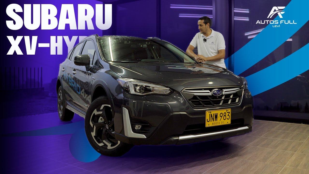Te presentamos al Mejor B-SUV de la categoría | Subaru XV Hybrid