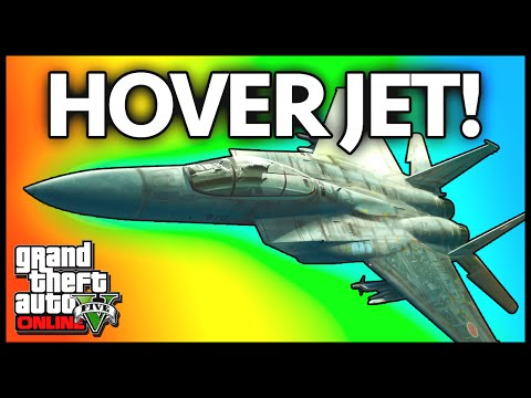 how to get hydra out of hover mode gta 5
