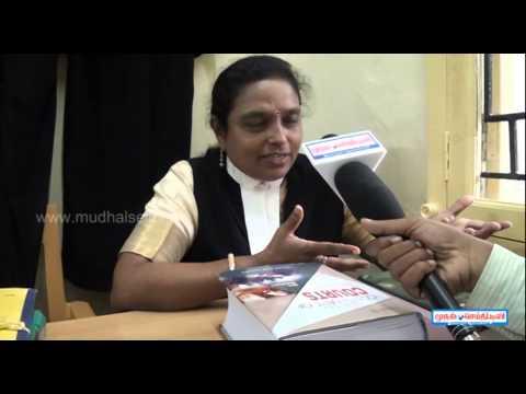 Advocate L.MARGARET - Chennai High Court : Sattam Enna Solkirathu