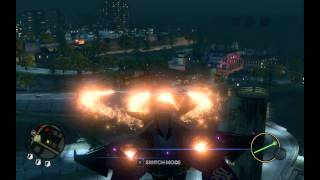 Saints Row 3 VTOL Gameplay