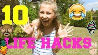 10 Summer Life Hack!