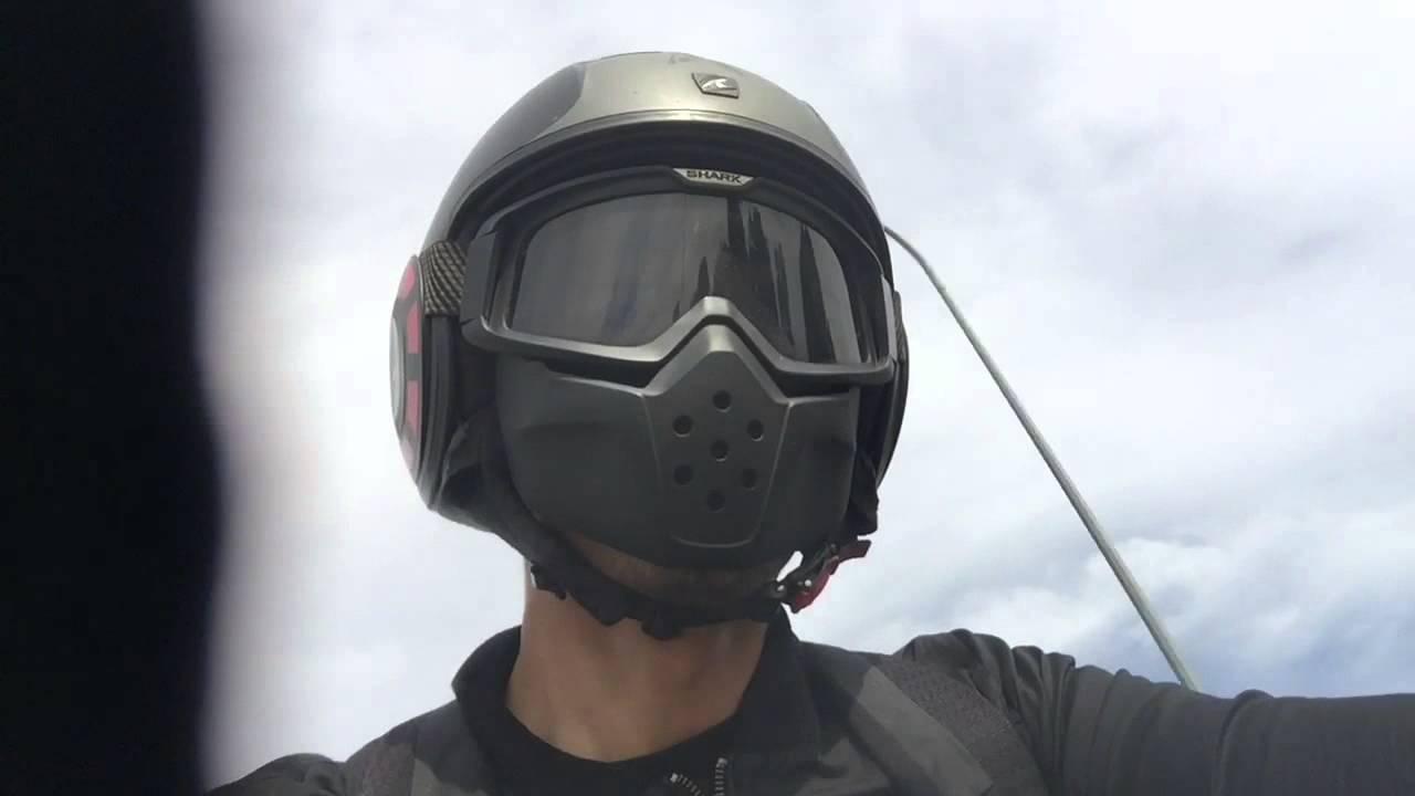 shark raw helmet youtube