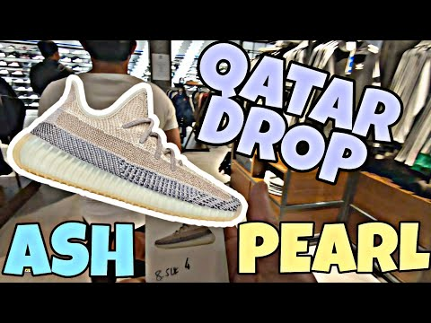 """YEEZY BOOST """"ASH PEARL"""" CAMP EXPERIENCE IN QATAR."""