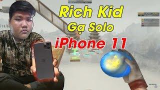 RICH KID Cầm iPhone 11 Gạ Kèo Solo Parkour Và Cái Kết