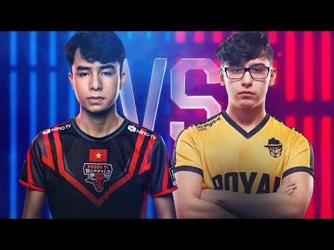 Zeros vs Broken Blade | 1 v 1 Tournament | 2018 All-Star Event | Day 1