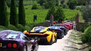 McLaren F1 Owners Club Meet - Day 2