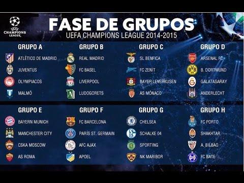 Uefa Champions League Squad 18