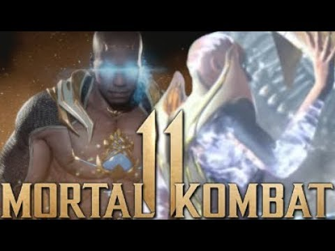 Mortal Kombat 11 - Who Are Kronika And Geras? Elder Gods Or Time Lords? thumbnail