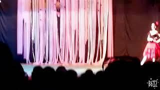 Spanish nutcracker ballet dance by Hana Mohamed