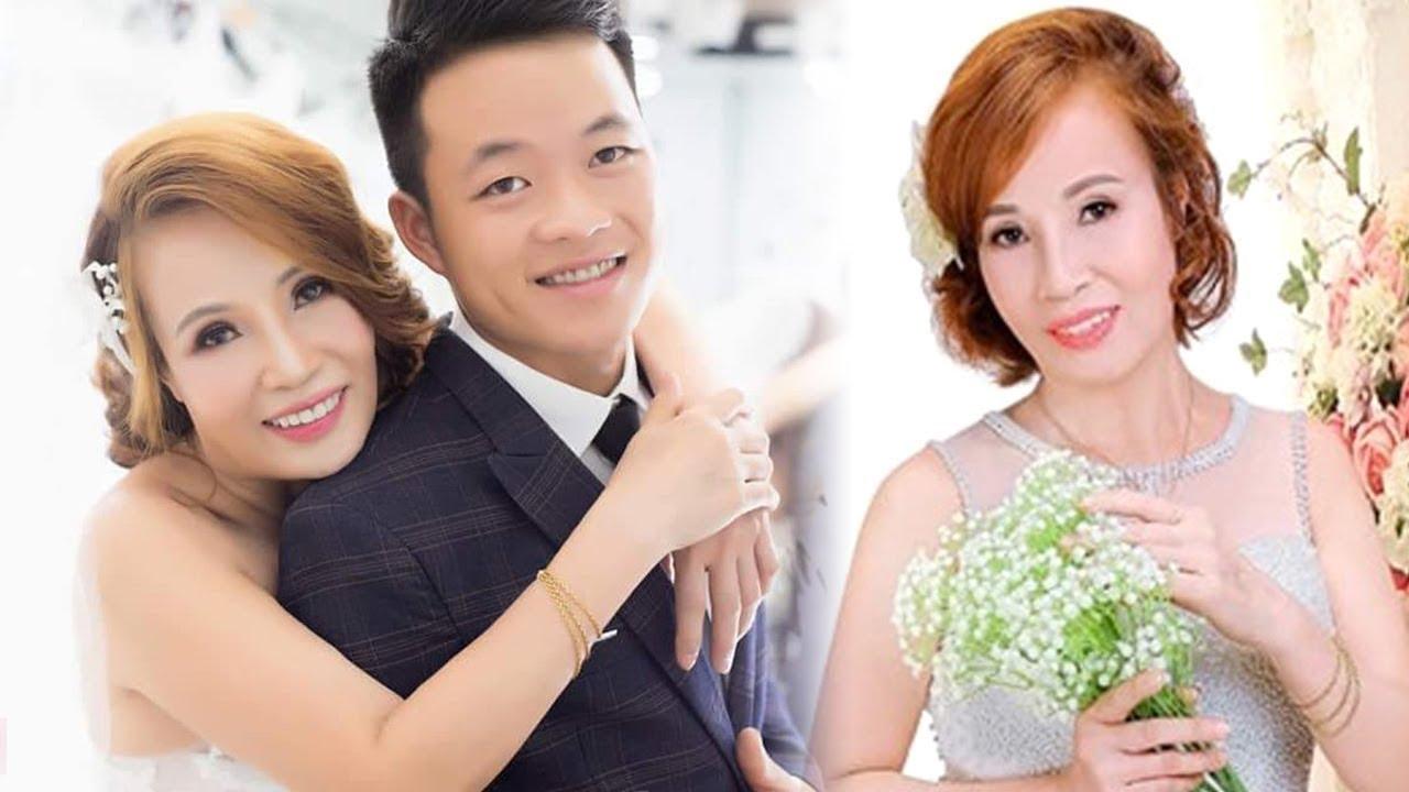 Cô dâu 61 và Chú rể 26 tuổi sắp làm đám cưới như mơ, nhìn Cô dâu thay đổi ch,ó,ng m,ặ,t #1