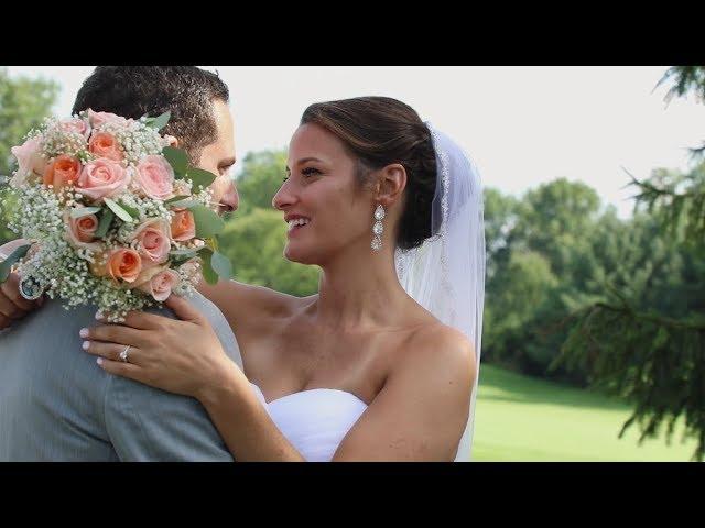 Ang and Rob Curran   Wedding Day Film