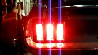 1968 Mustang - Sequential Turn Signals
