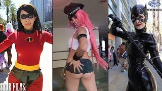 WonderCon 2017 Cosplay Music Video - Eye to Eye/Stand Out