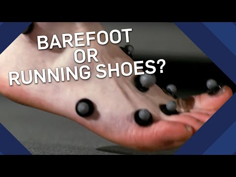 Is Barefoot Running Better For You? | Brit Lab