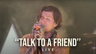 """Slaves """"Talk To a Friend"""" (Official Live Video)"""