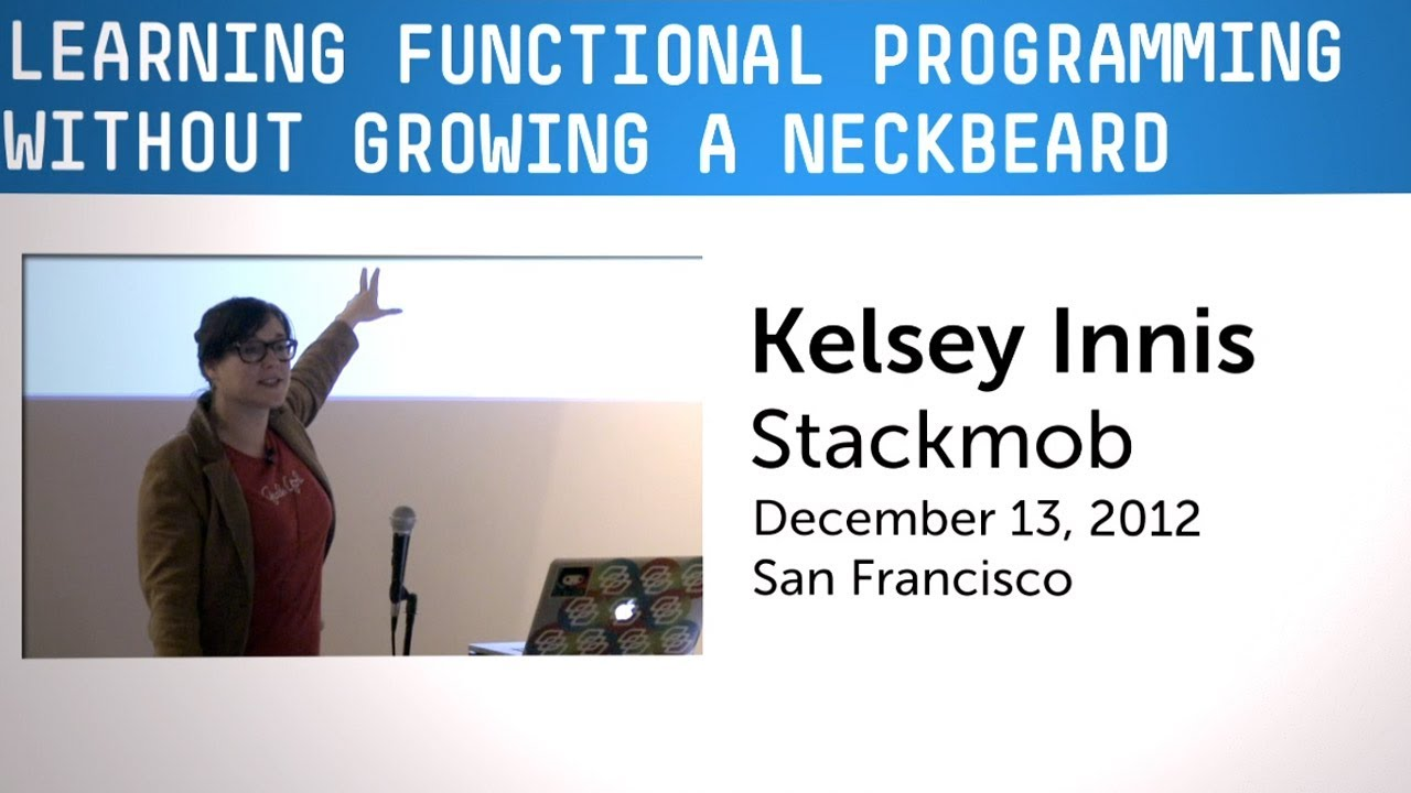 Learning Functional Programming without Growing a Neckbeard