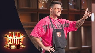 "Mario Fresh gătește la Chefi la cuțite! Chef Sorin Bontea: ""Ai mai scos și tu o melodie?"""