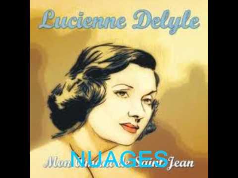 Nuages (Django Reinhardt) Lucienne Delyle.