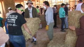 Episode 3: Building Zen: Straw Bale, Green Building and Mindful Consumption