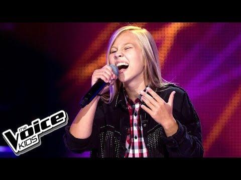 Maria Nowak - 'Billionaire' - Przesłuchania w ciemno - The Voice Kids 2 Poland