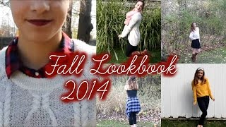 Fall Lookbook 2014 Thumbnail