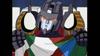 Transformers Armada EP 37: Starscream gets his blanket