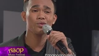 """ASOP Song Entry: """"Tanging Dios"""" (2nd Weekly Elimination - October 2014)"""