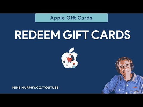 Apple Gift Cards: How To Redeem On Macs & IOS Devices