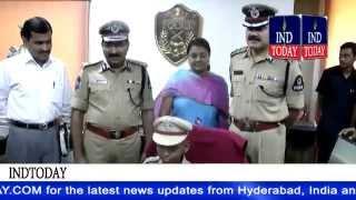 Sadiq made one day Hyderabad City Police Commissioner | Hyderabad