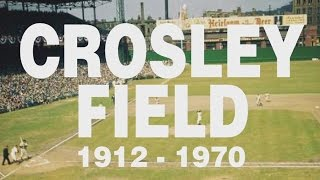 CLIP: Farewell - Crosley Field Remembered