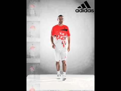 adidas tennis wear men