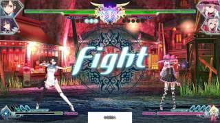 Blade Arcus from Shining EX Pairon gameplay.