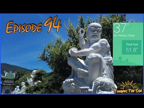 Superhot Danang (Vietnam) and Asian mentality. Towards The Sun by Bike 94