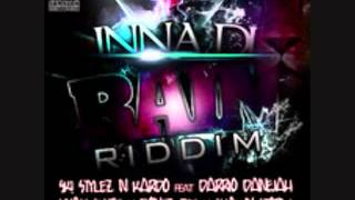 Bonez Tek - Mek We Fly [Inna Di Rain Riddim] March 2012