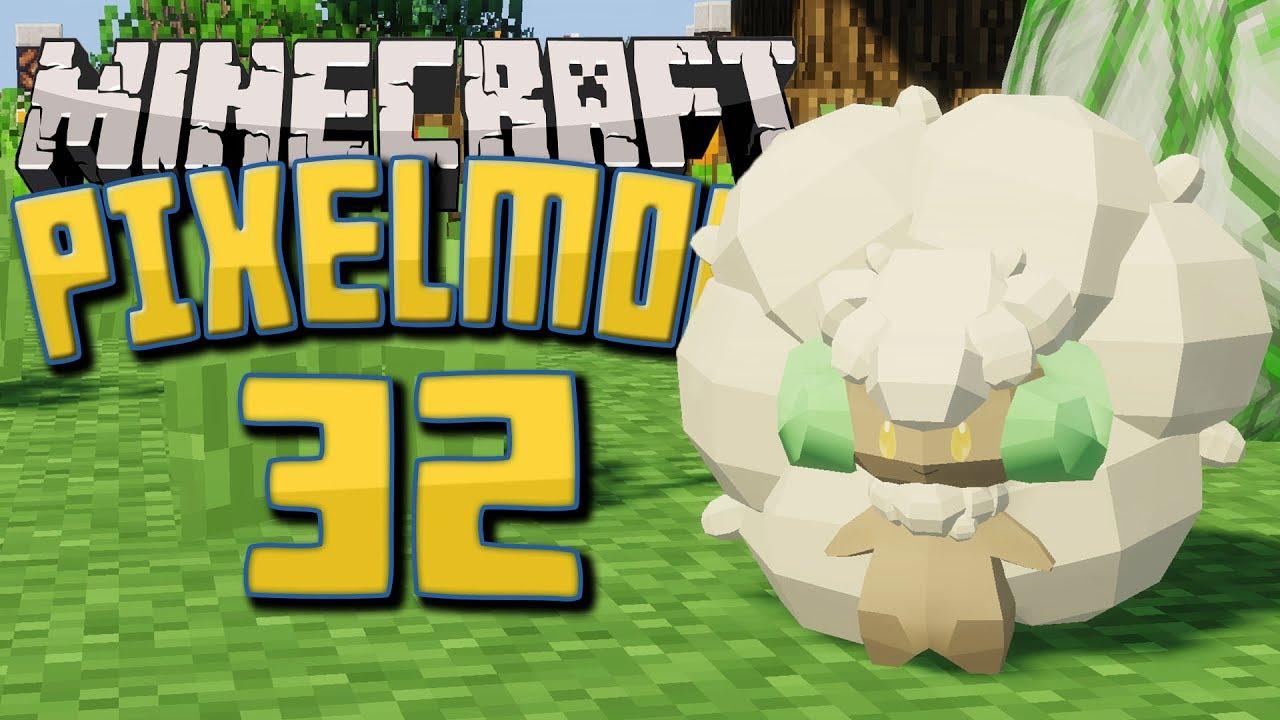 TAKING ON OUR FIRST GYM! | Minecraft: Pixelmon Public Server | Episode 32