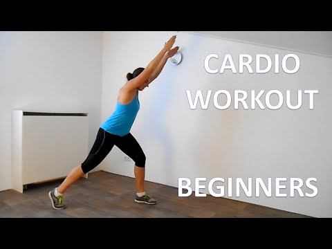 20 Minute Cardio Workout For Beginners – Cardio Exercises To Lose Belly Fat