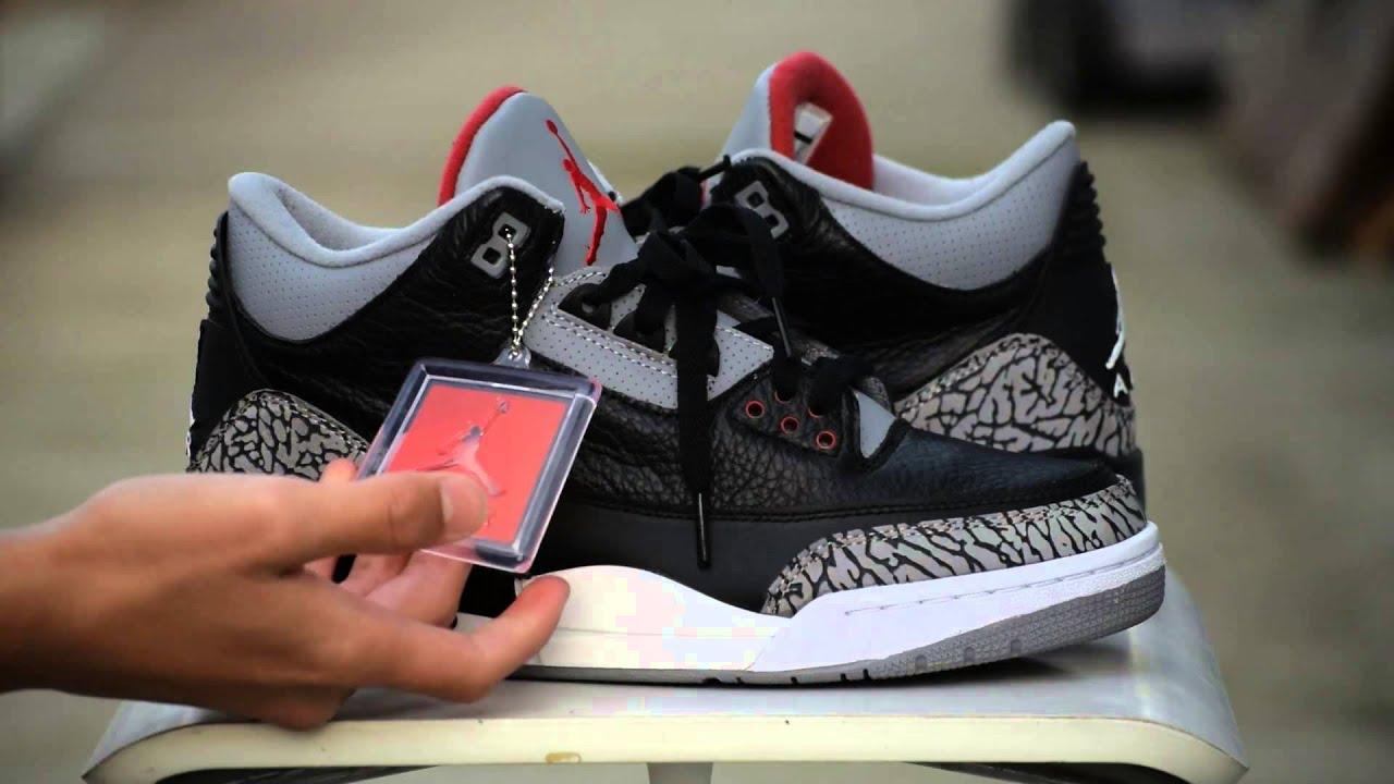 27f1678017f Jordan 3 Retail vs Unauthorized Authentic vs AAA