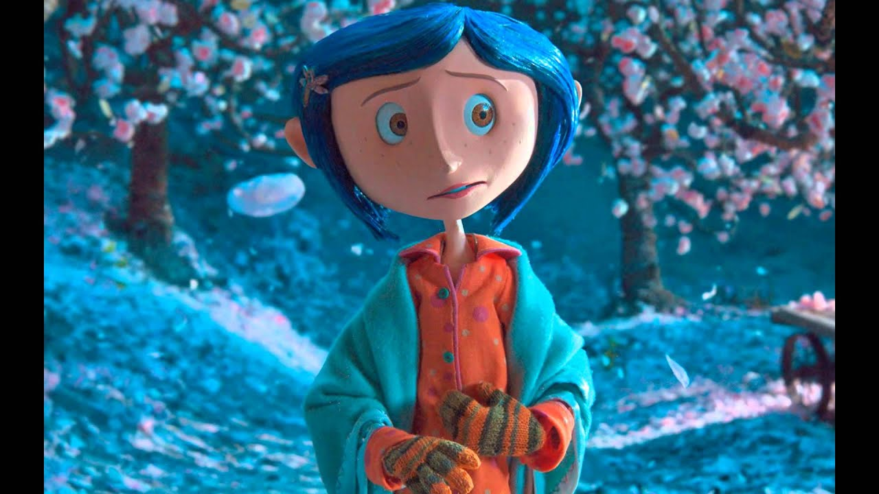 Coraline and Norman: A love story - YouTube