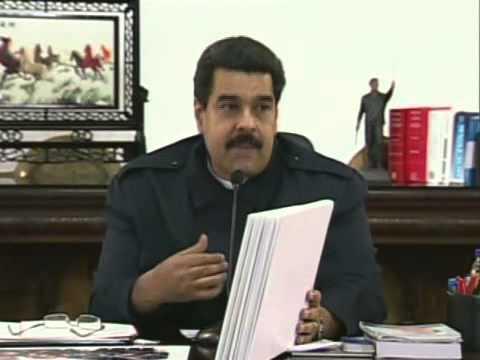 Maduro en cadena muestra gravísimas realidades del contrabando en la frontera