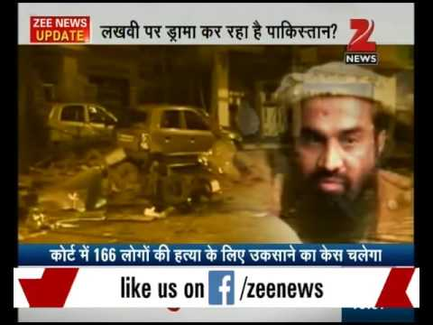 26/11 Mumbai attack: Lakhvi, others to be charged for abetment to murder, states Pakistani court