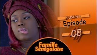 FAMILLE SENEGALAISE - Saison 1 - Episode 8 - VOSTFR