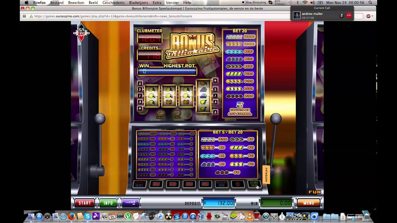 online slot machines win real money