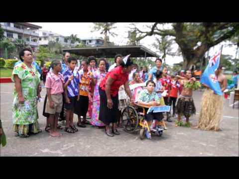 Suva Special School Fiji Day Celebration